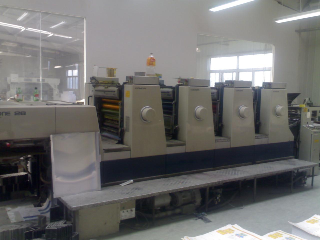 小森印刷机_供应二手小森印刷机