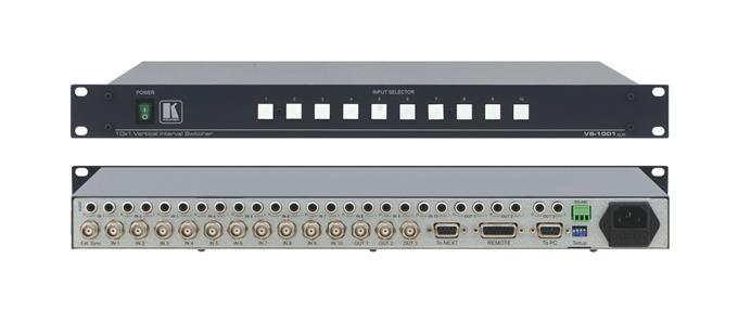 供应场间间隔视频音频切换器