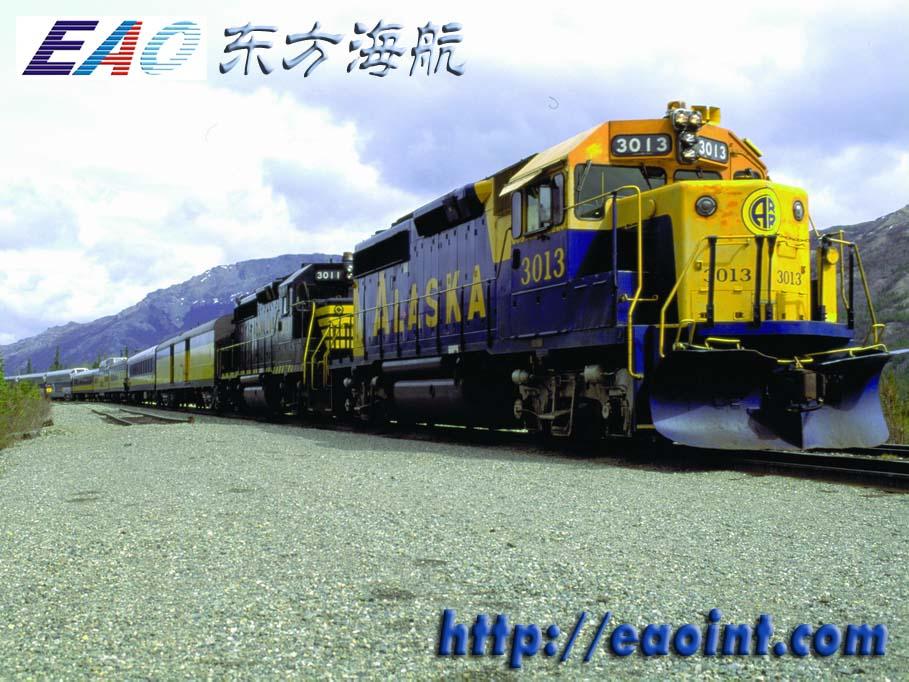 中亚五国俄罗斯铁路运输