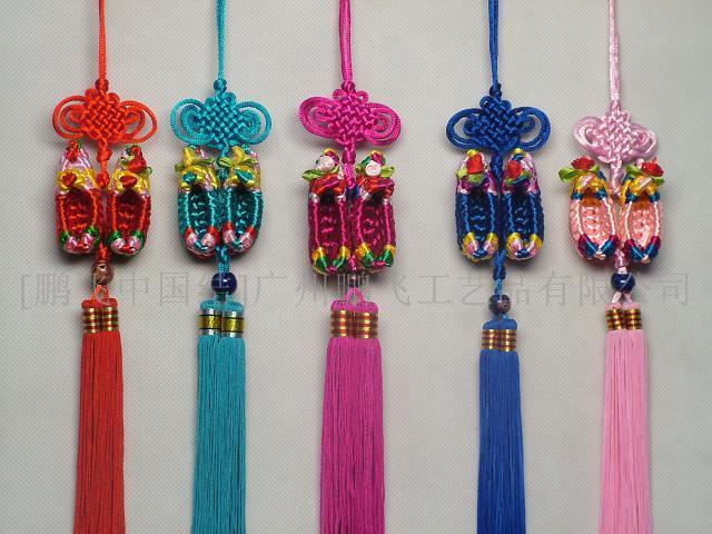 大中国结,刺绣香包,中秋礼品,包包饰品 脸谱 中国结香包