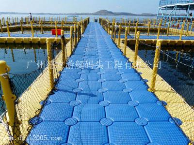 水上游泳池,网箱养殖,浮筒 游艇码头 浮桥