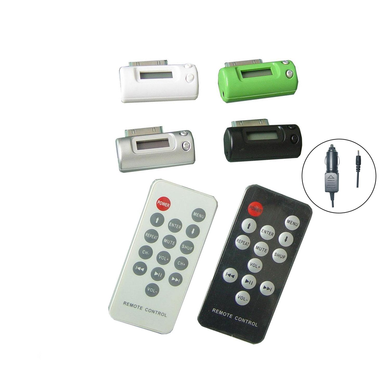 iphone/ipod配件/fm发射器带遥控