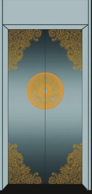 彩色不锈钢电梯门装饰花纹板