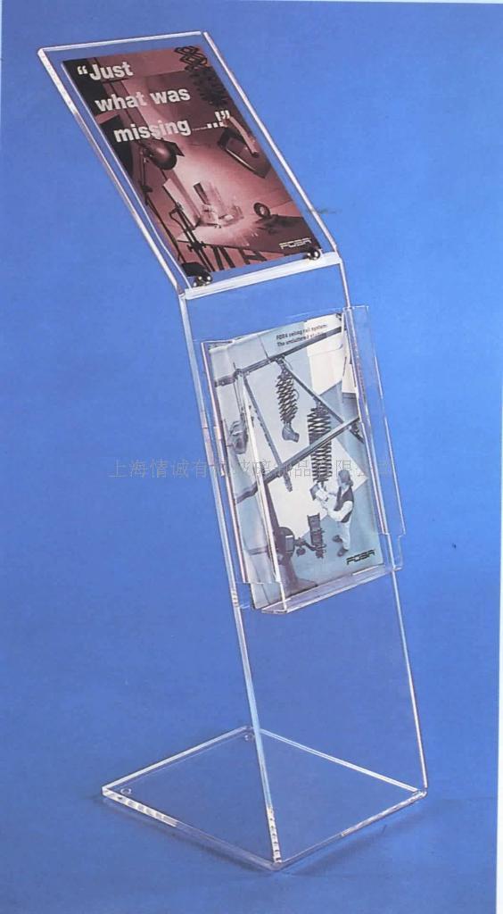 供应有机玻璃丰田汽车宣传册展架,亚克力宝马汽车资料