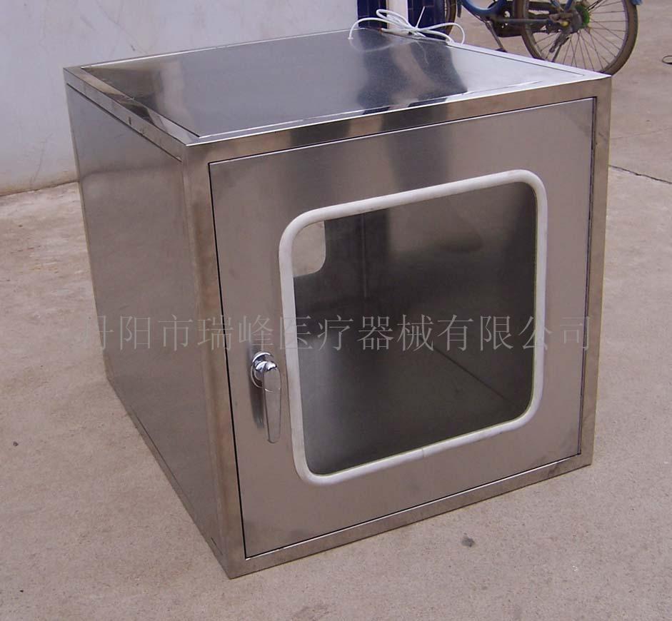 不锈钢传递窗_双通柜_传递箱_丹阳市瑞峰医疗器械有限