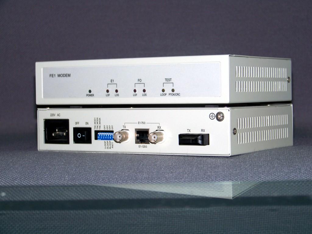 供应fe1光纤调制解调器