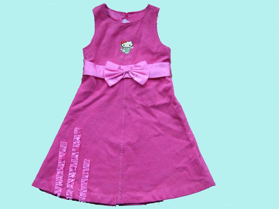 供应童裙系列_儿童服装