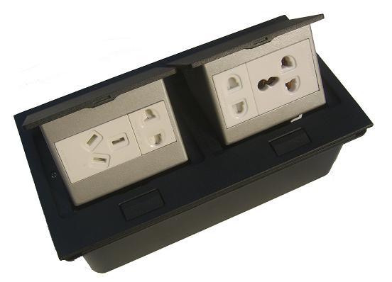 桌面插座,多功能桌面插座,屏风插座,接线盒,机柜插座
