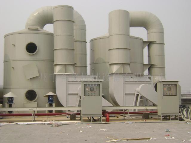 供应酸碱废气处理塔_铬雾处理塔