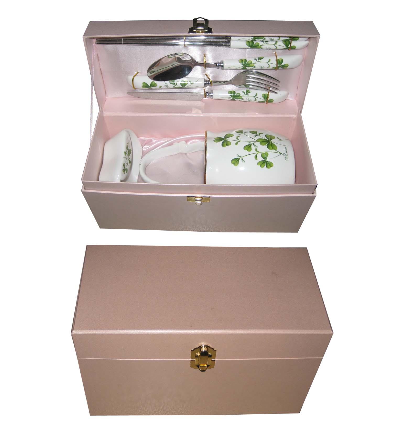 供应韩式餐具,陶瓷餐具,六件套图片