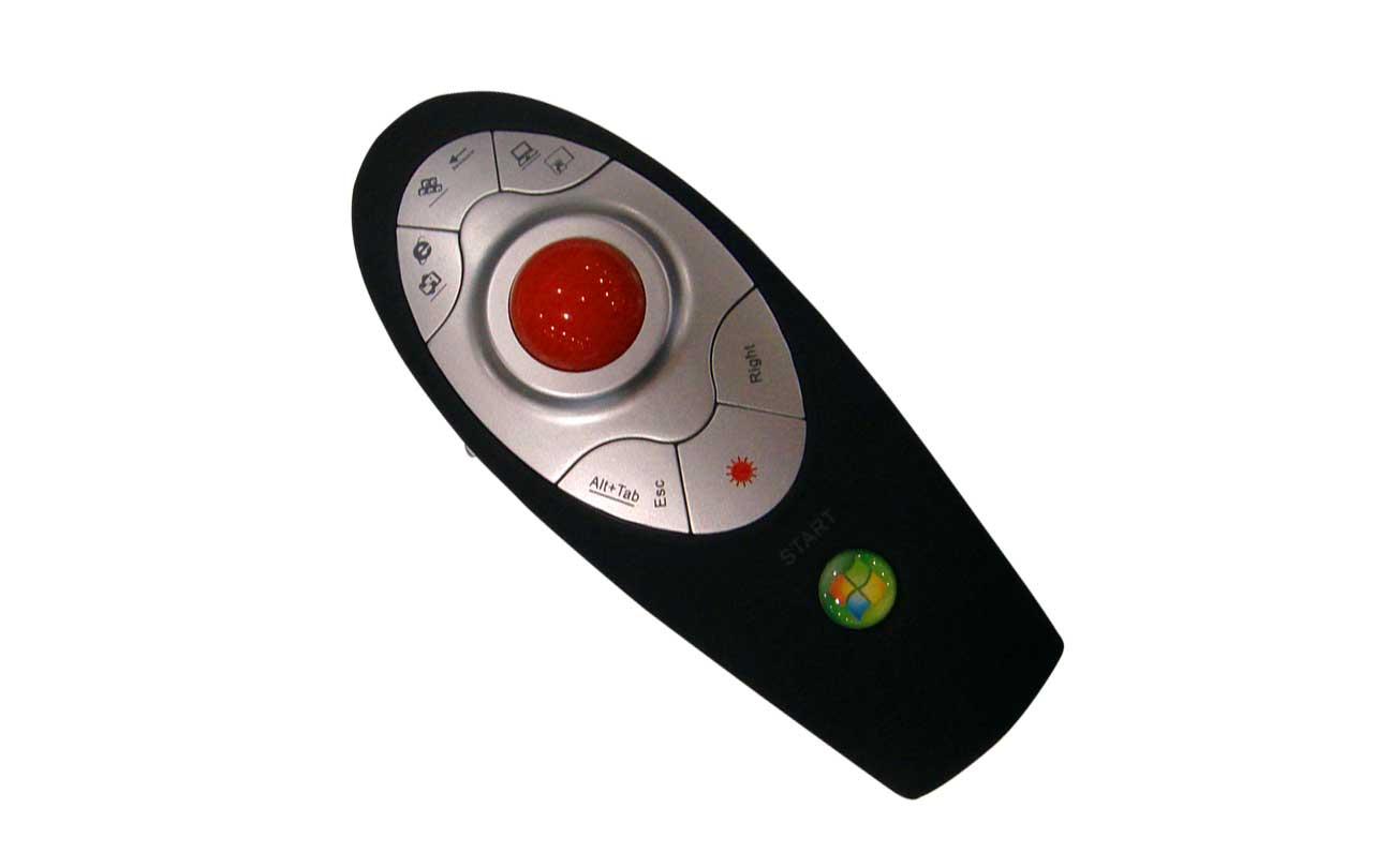 无线多功能演示器 - t3 u盘激光笔 绿色激光笔 无线翻页激光笔