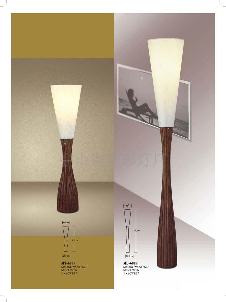 台灯,落地灯 木制台灯 照明灯 落地灯,筒灯