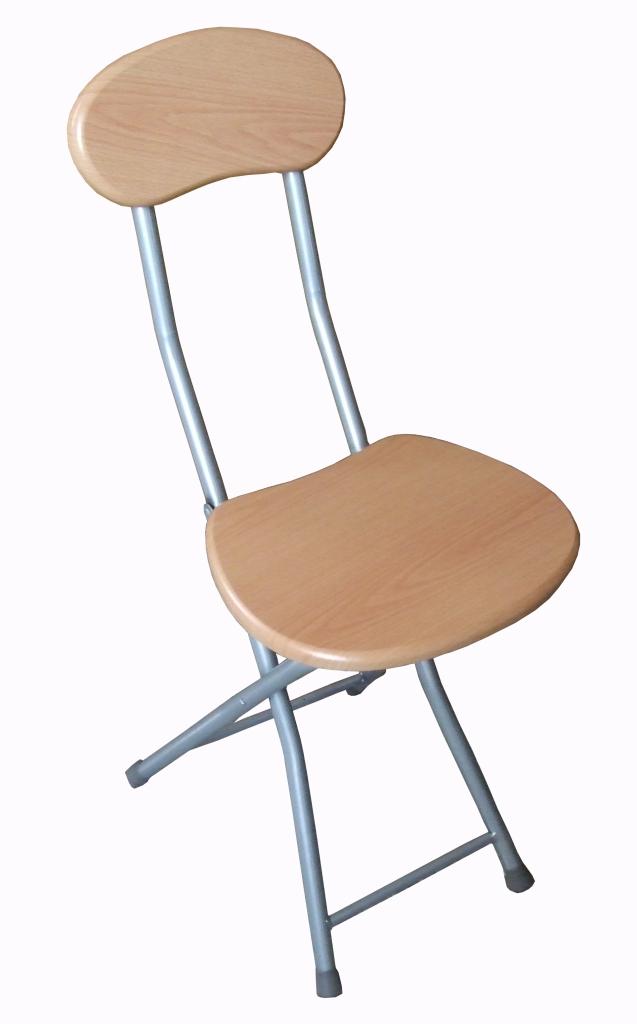 钢木折叠椅_钢木椅_椅子