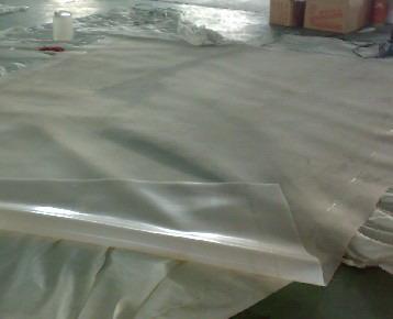 太阳能层压机硅胶板 太阳能层压硅胶板图片