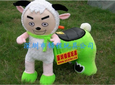 喜羊羊电瓶车_小动物电瓶车