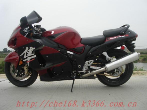 出售铃木gsx1300r摩托车