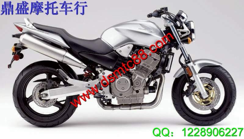 诚售进口本田cb900摩托车