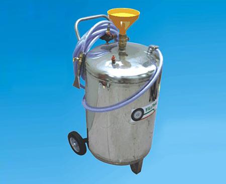 3380s不锈钢桶泡沫洗车机