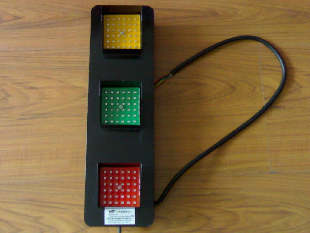 供应滑触线三相电源指示灯