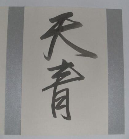 大连钢笔字毛笔字软硬笔书法 行书楷书 培训班-毛笔字可以不学楷书直图片