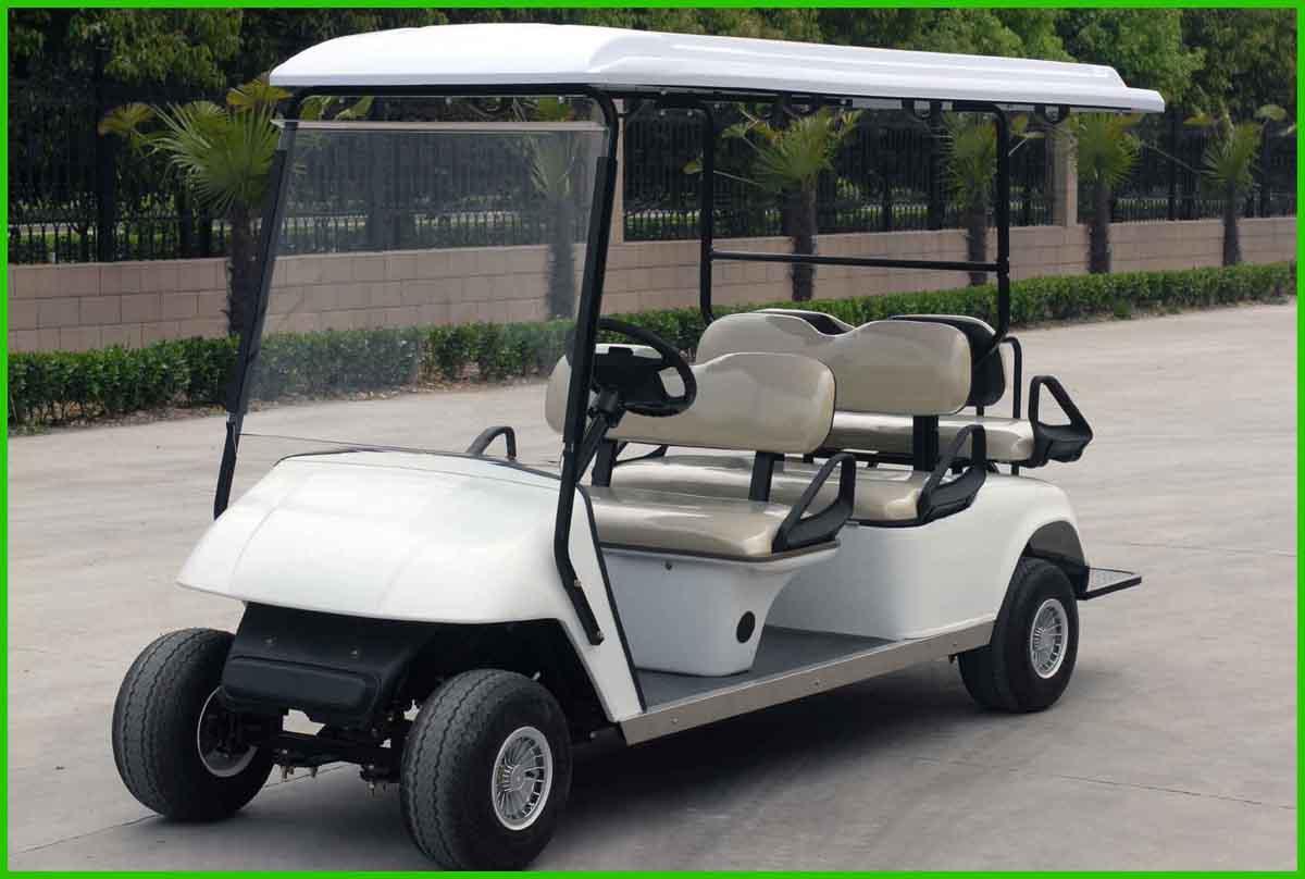 供应电动高尔夫 四轮高尔夫球车 高尔夫用品 高尔夫球场