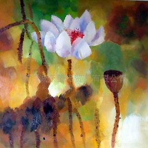 供应刀画 地中海油画 古典人物 写实风景 花园景 静物