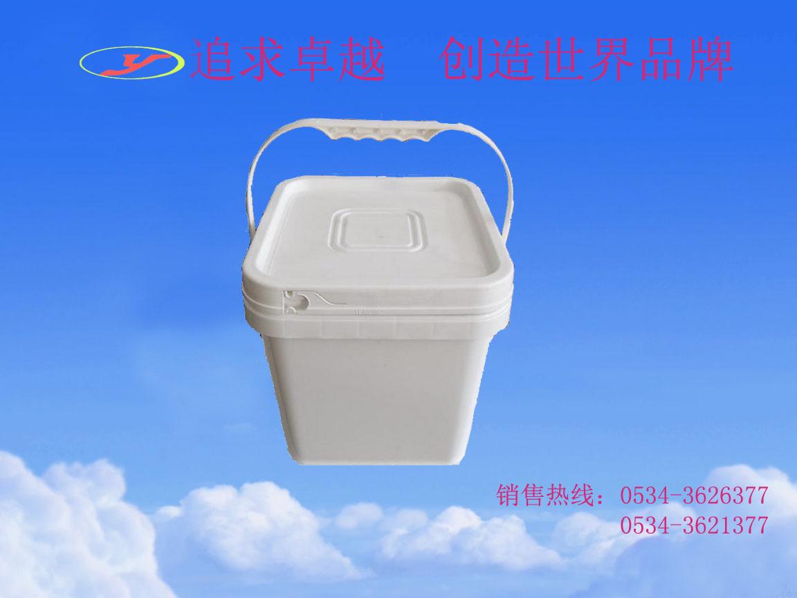 5l8l10l2l15l方形塑料桶