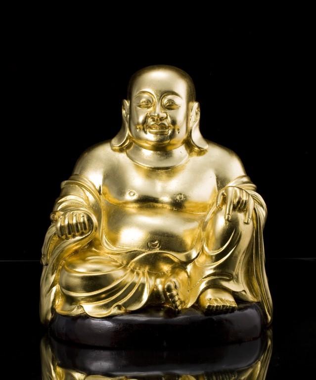 供应弥勒佛木雕佛像