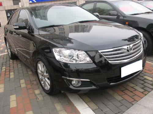 供应出售(无需定金)09年丰田凯美瑞2.4v价格5万