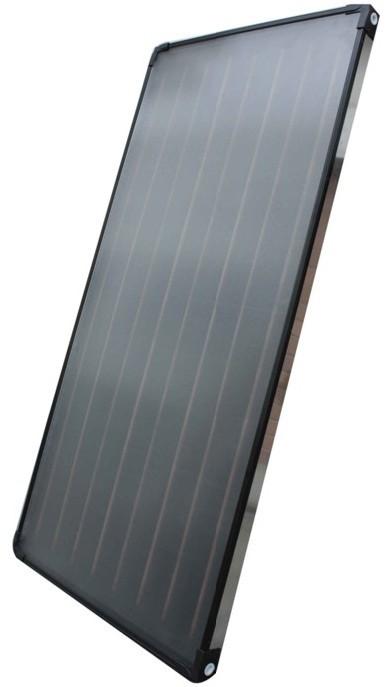 供应名庄太阳能热水器-平板集热器