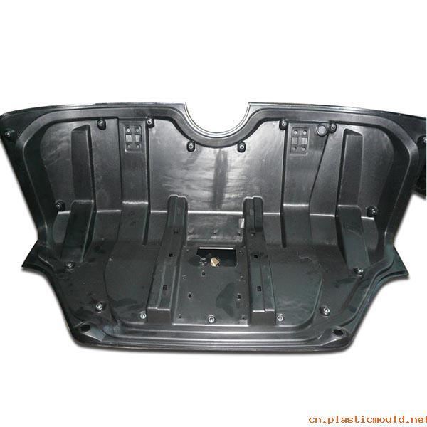 汽车后备箱模具 汽车配件模具 塑料模具