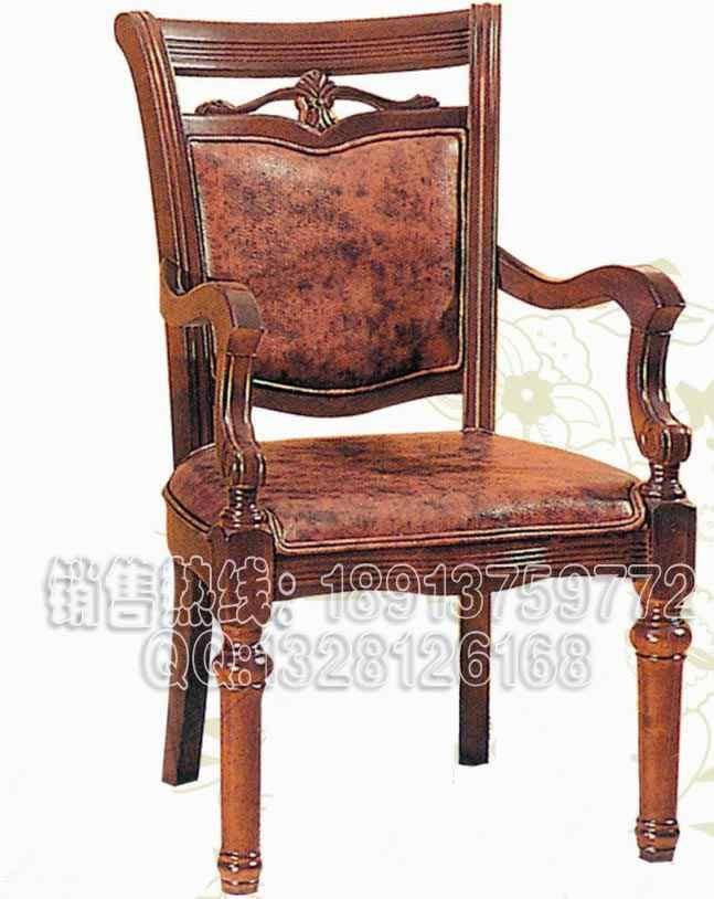 供应扶手椅子/软包扶手椅子/中式扶手椅子/欧式扶手椅子/酒店扶手图片