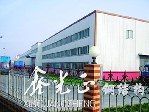 供应青岛钢结构厂房