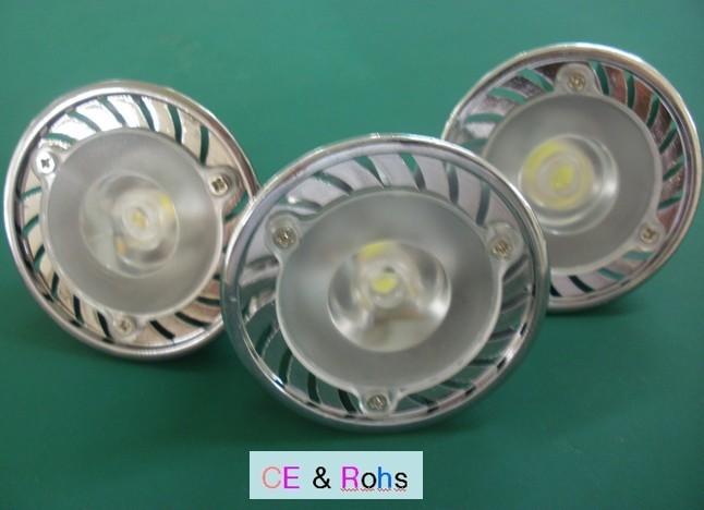 gu10-大功率led射灯-3w