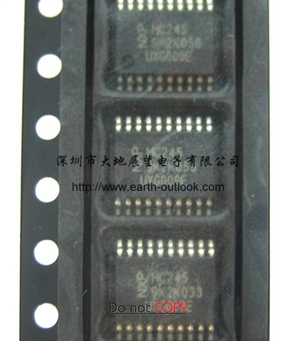 74HC245PW 原装NXP TSSOP20 我司是PHI、ST、TI、FSC等国内外知名品牌IC一级代理,长期现货供应原装正品IC,部分LED显示专用IC目录如下 ,欢迎来点询购! 74HC245D 74HC595 74HC138D APM4953 FD9802A 74HC04D MBI5026GF 长期现货供应,各型号齐全,100%原装正品,欢迎来点询购! 我司郑重声明,所有IC绝对原装正品,拒绝一切假冒伪劣产品!