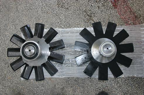 供应单螺杆空压机星轮体/星轮片图片