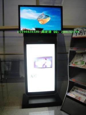 飞机场广告机 火车站广告机