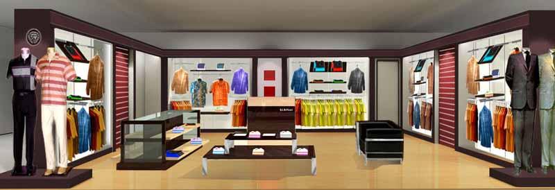 供应精品服装展柜 服装店面设计 一流服装展柜 该款展示柜主要用于摆放贵重且体积不大的精致产品,如化妆品、珠宝首饰、手机、数码、精品饰品等,该系列产品有丰富的配件,可搭配实木、水晶板、亚克力、钢化玻璃、铝合金等,并且每个组件能够录活安装,多种颜色搭配,能够完成购物中心大型面积的施工,使传统的设施黯然失色.