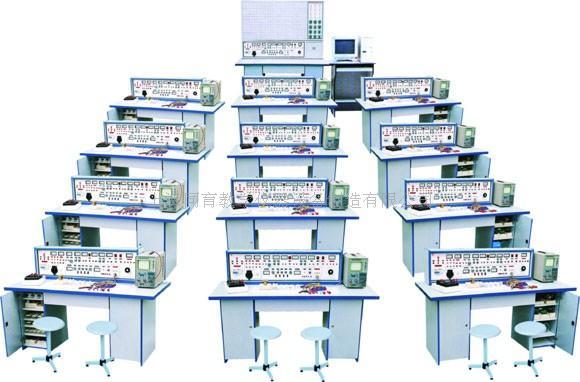 供应模拟,数字电路电子二合一实验室设备-上海同育