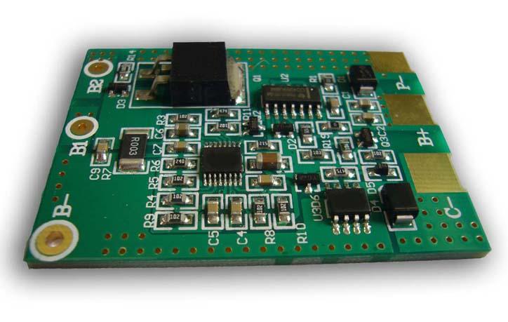 供应三串动力锂电池保护板-----电动工具专用 一、产品名称:三串动力锂电池保护板-----电动工具专用 二、适用范围:电动工具专用保护板,10.8V锂电池保护板,放电电流《20A,保护电流33A,充电电流〈2A 三、主要技术参数: 检测项目(+25) 过放检测电压VDD:2.50±0.