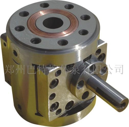 降解材料专用熔体泵zb-p图片