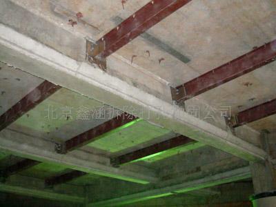 拆除加固植筋加固 碳纤维加固开门 钢结构打孔