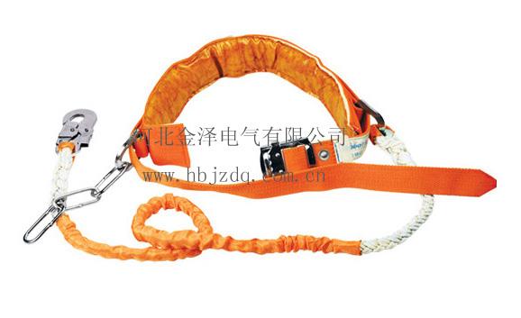 围杆绳式单保险安全带,电工安全带,安全带