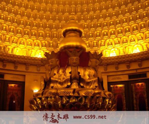 供应木雕佛像+树脂佛像+彩绘佛像+寺庙彩绘