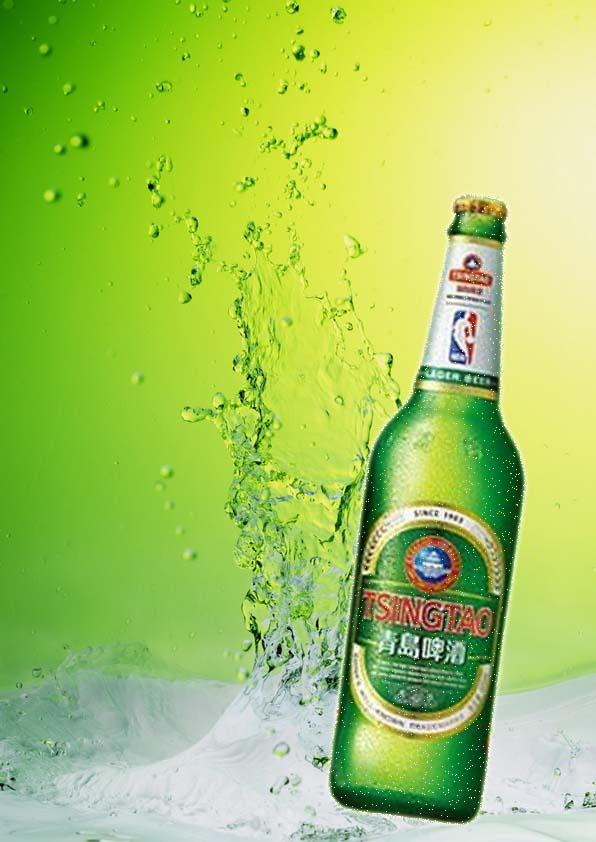 供应青岛国际啤酒_青岛国际啤酒瓶装