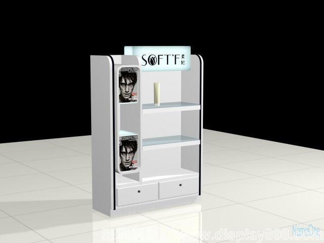 供应玻璃展柜/高密度板烤漆展柜|亮光焗油展示柜