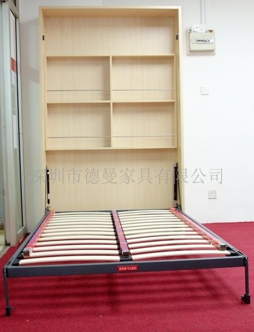 壁床,隐形床,壁柜床,翻板床五金配件 折叠床