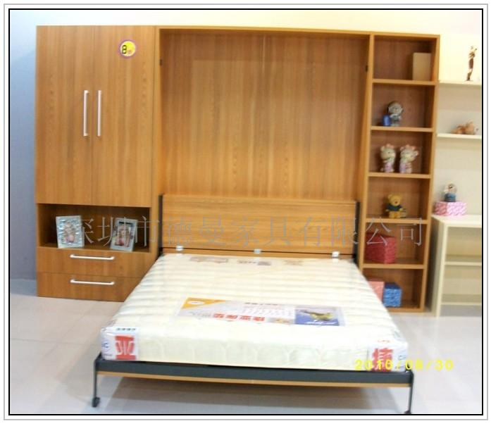 翻壁床, 收缩床 ,隐形床,壁柜床,翻板床五金配件