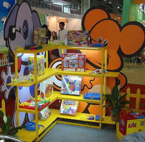 时尚玩具店,中国玩具品牌
