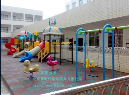生产室内儿童淘气堡翻斗乐,泡泡球乐园,海洋球池,沙池攀岩墙,组合滑梯